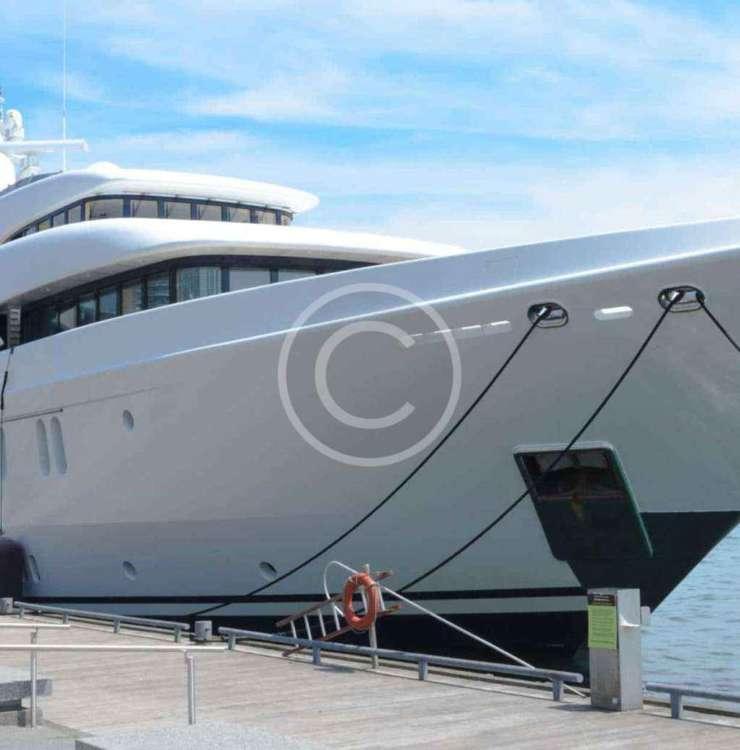 Luxurious charter sirene