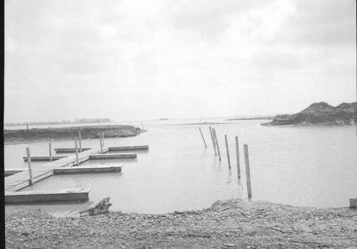1961 Lost Peninsula Docks